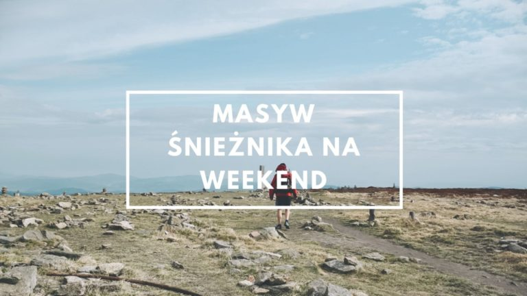 Masyw Śnieżnika na weekend