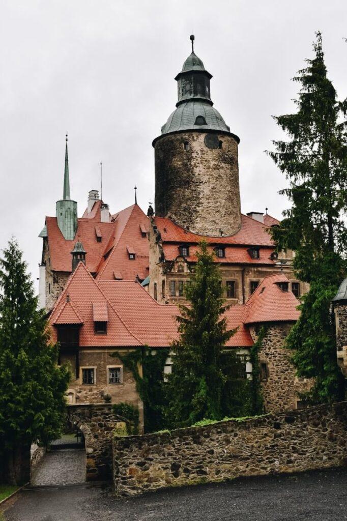 Zamek Czocha.