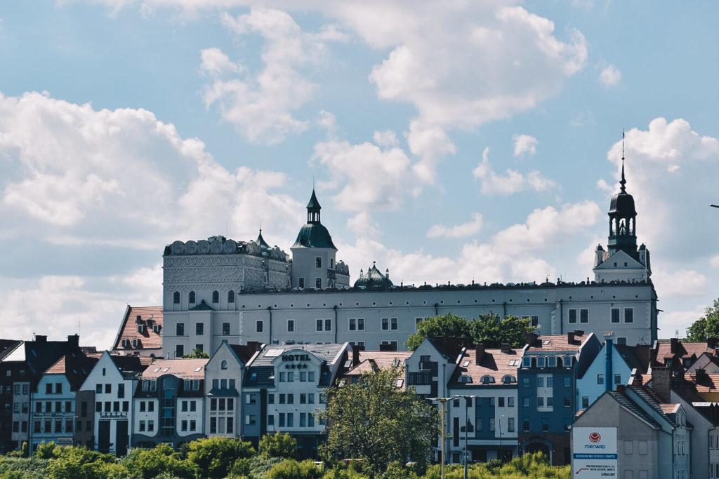 Zamek Książąt Pomorskich.