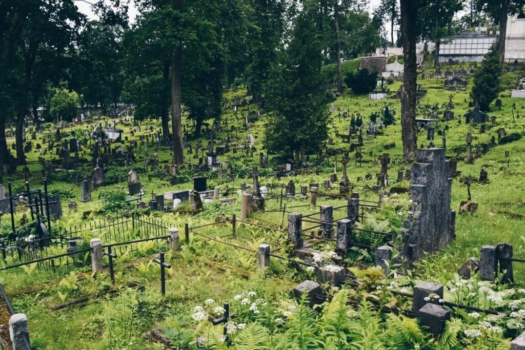 Cmentarz na Rossie.