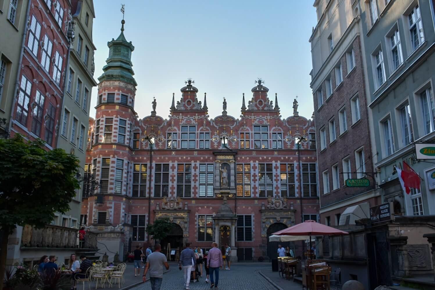 Gdańsk Stara Zbrojownia.