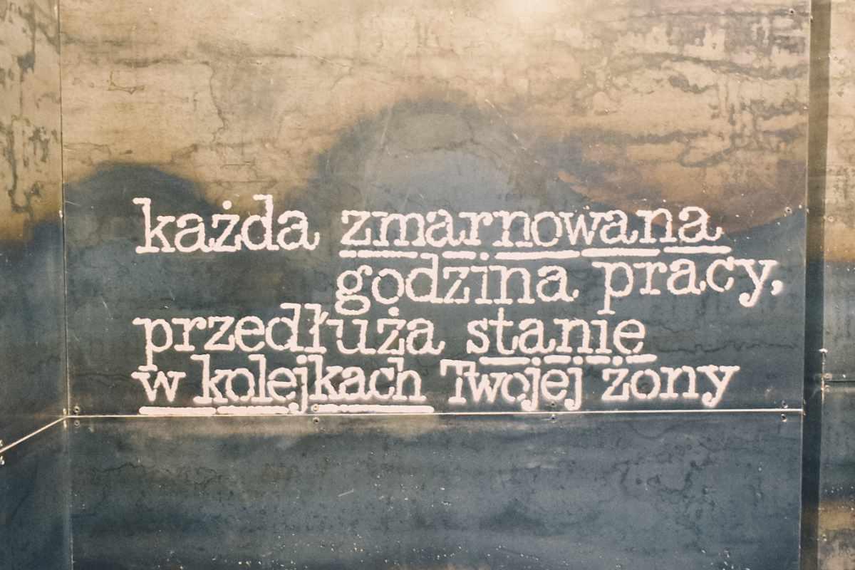Europejskie Centrum Solidarności w Gdańsku.