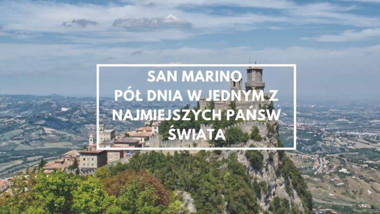 San Marino – na pół dnia